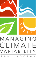 Managing Climate Variability Program